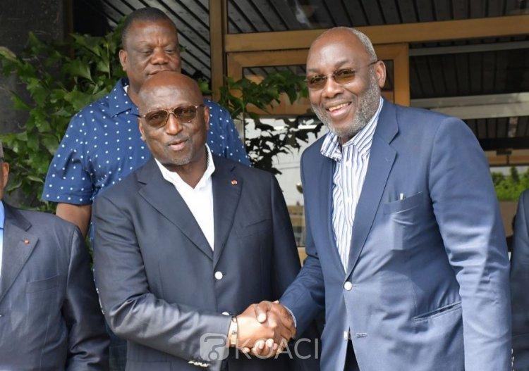 Afrique-Election à la CAF : le O.K de Sidy Diallo à Jacques Anouma