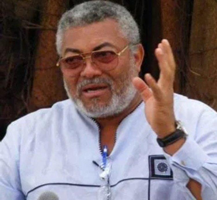 Ghana : JJ Rawlings ou l'éternel révolté !