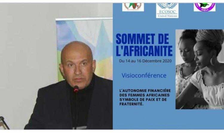 Maroc-Meeting international : 3 questions au patron de la Fondation  « Trophée de l'Africanité »