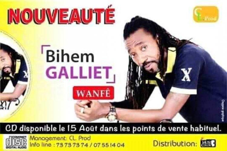 CI-Musique-Bihem Galliet (lead du groupe «Les Galliet»):   «Pourquoi, il faut prioriser le vrai dialogue»
