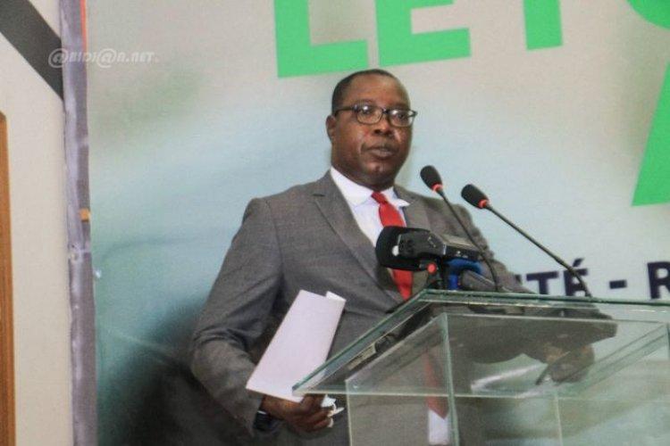 CI-Présidence de la Caf: «le clin d'œil» d'Anouma à la presse ivoirienne