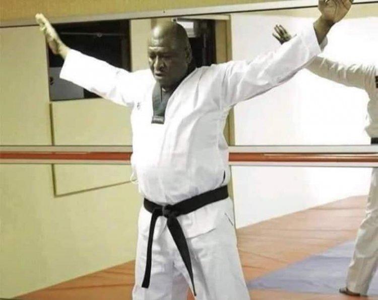 Côte d'Ivoire : Hambak, son alliance avec le taekwondo!