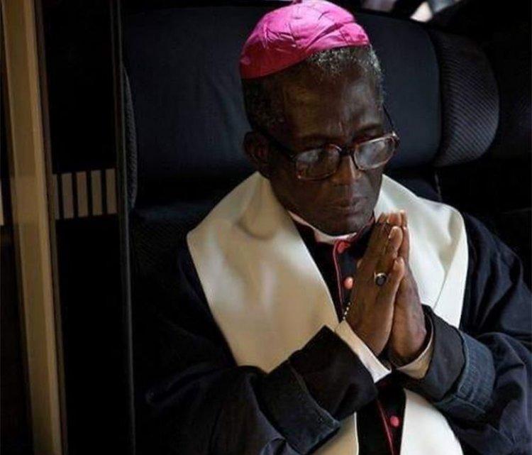 CI-Eglise catholique: Mgr Bruno Kouamé rappelé à Dieu, ce lundi!