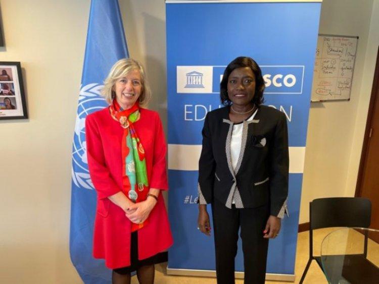 CI : États généraux de l'Éducation: Mariatou Koné reçoit un précieux soutien