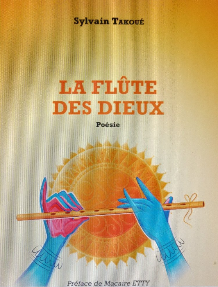 """CI-Littérature: """"La Flûte des dieux"""", le dernier-né de Sylvain Takoué"""