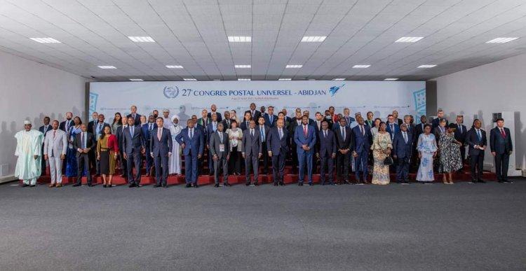Côte d'Ivoire-UPU : « La poste doit se réinventer » Le P.M Patrick Achi)