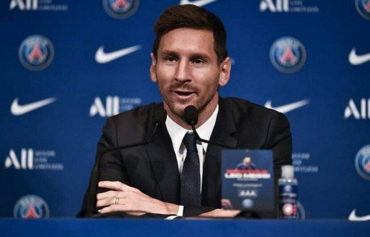 France-Foot : Messi, plus parisien que jamais!