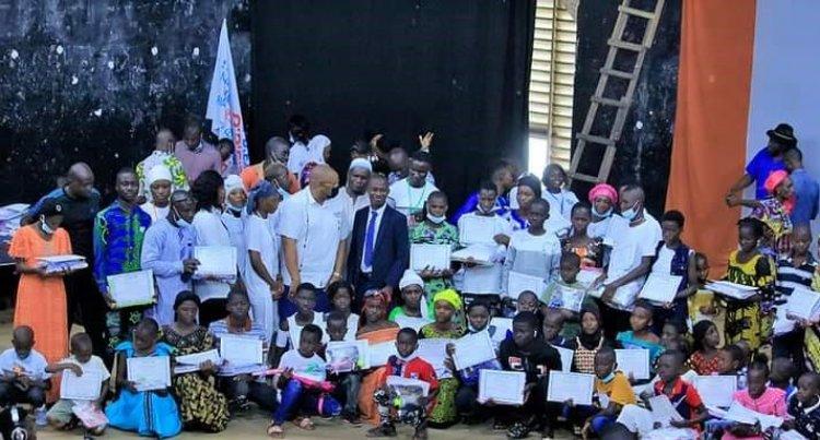Côte d'Ivoire (Canton Massala, Odienné) : l'UJESCM récompense 120 lauréats