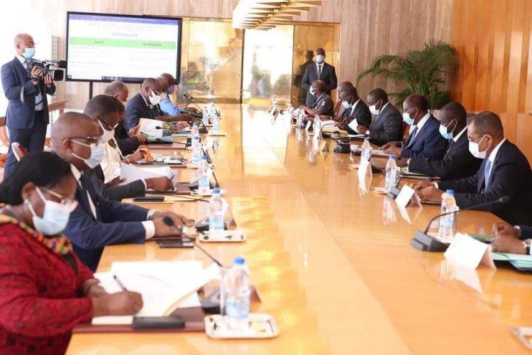 Côte d'Ivoire: le CNS dope sa lutte contre  l'orpaillage clandestin, la covid-19 et l'insécurité