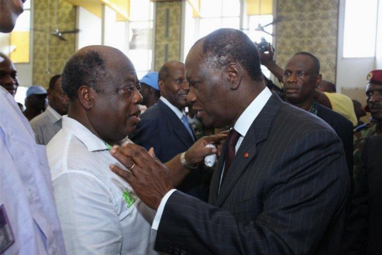 Côte d'Ivoire - Décès de Konan Banny : «Je rends hommage à un grand serviteur de l'État» (Alassane Ouattara)