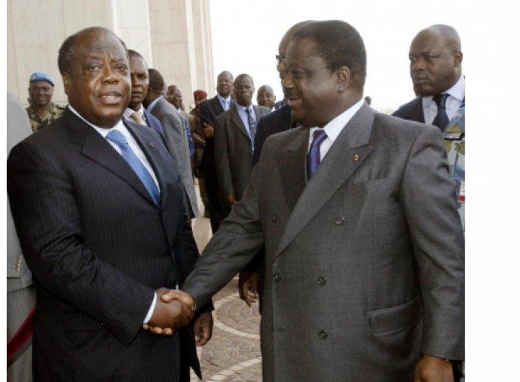 Côte d'Ivoire : « Banny a préparé les conditions d'une vraie réconciliation » (Henri Konan Bédié)