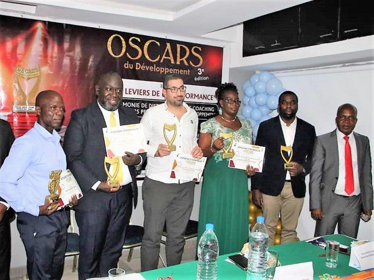 Côte d'Ivoire(OSCARS du développement) : des personnalités distinguées pour leur performance
