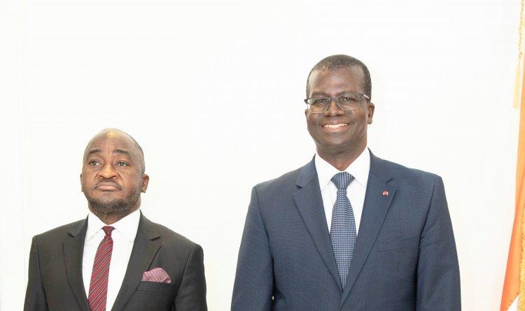 Côte d'Ivoire : le nouveau deal « calé » avec le voisin libérien