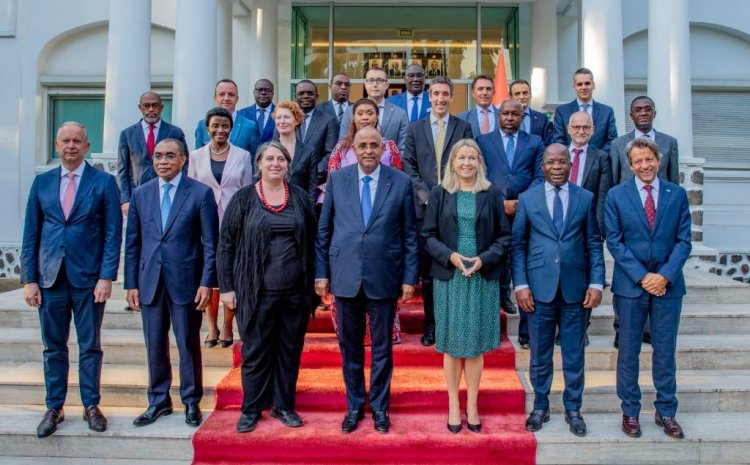 Côte d'Ivoire - Relance post-covid : 100 milliards de F d'accords conclus avec la « Team Europe »